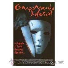 CAMPAMENTO INFERNAL DVD