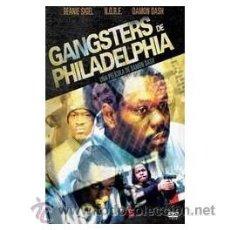 Cine: GANGSTERS DE PHILADELPHIA DVD . Lote 52584218