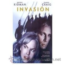 Cine: INVASION DVD . Lote 52584226
