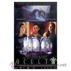 Cine: OCULTO DVD . Lote 52584299