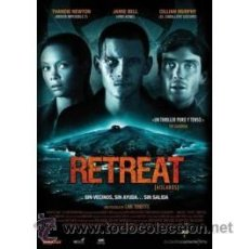 Cine: RETREAT (AISLADOS) (DVD) DVD . Lote 52584553