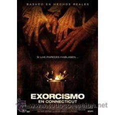 Cine: EXORCISMO EN CONNECTICUT DVD . Lote 52584583