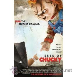 LA SEMILLA DE CHUCKY DVD (Cine - Películas - DVD)