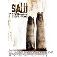 Cine: SAW II DVD . Lote 52584809