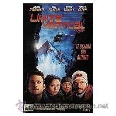Cine: LIMITE VERTICAL DVD . Lote 52584909