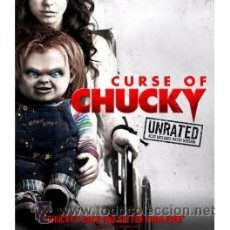 Cine: LA MALDICIÓN DE CHUCKY DVD. Lote 52585053