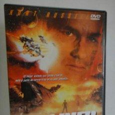 Cine: DVD ORIGINAL * SOLDIER *. DTOR. PAUL ANDERSON. CON KURT RUSSELL. DESCATALOGADO. NUEVO. MUY RARO.. Lote 52635083
