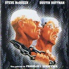 Cine: DVD PAPILLON STEVE MCQUEEN - DUSTIN HOFFMAN. Lote 52651559
