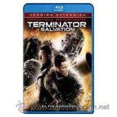Cine: TERMINATOR SALVATION BLU RAY. Lote 52575456