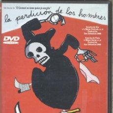 Cine: LA PERDICION DE LOS HOMBRES DVD (ARTURO RIPSTEIN):DIVERTIDISIMA Y, DESCATALOGADISIMA. PRECINT.(LEER). Lote 140379808