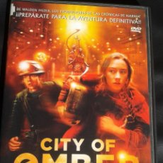 Cine: CITY OF EMBER (EN BUSCA DE LA LUZ) **DE GIL KENAN CON SAOIRSE RONAN, MARY KAY PLACE, BILL MURRAY. Lote 52706650