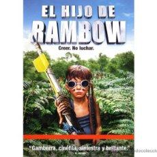 Cine: EL HIJO DE RAMBOW **DE GARTH JENNINGS CON NEIL DUDGEON, BILL MILNER **DESCATALOGADA * DE CULTO. Lote 52721823