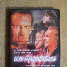 Cine: LOS INMORTALES (DVD). Lote 52771650