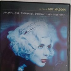 Cine: THE SADDEST MUSIC IN THE WORLD (2003) - GUY MADDIN - DESCATALOGADO - DVD. Lote 52943039