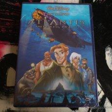 Cine: ATLANTIS - EL IMPERIO PERDIDO - LOS CLASICOS - DVD - DISNEY. Lote 52975929