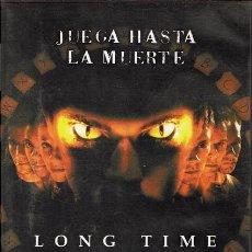 Cine: DVD LONG TIME DEAD (MUERTOS DEL PASADO). Lote 179560683