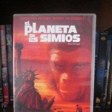Cine: EL PLANETA DE LOS SIMIOS. Lote 53032759