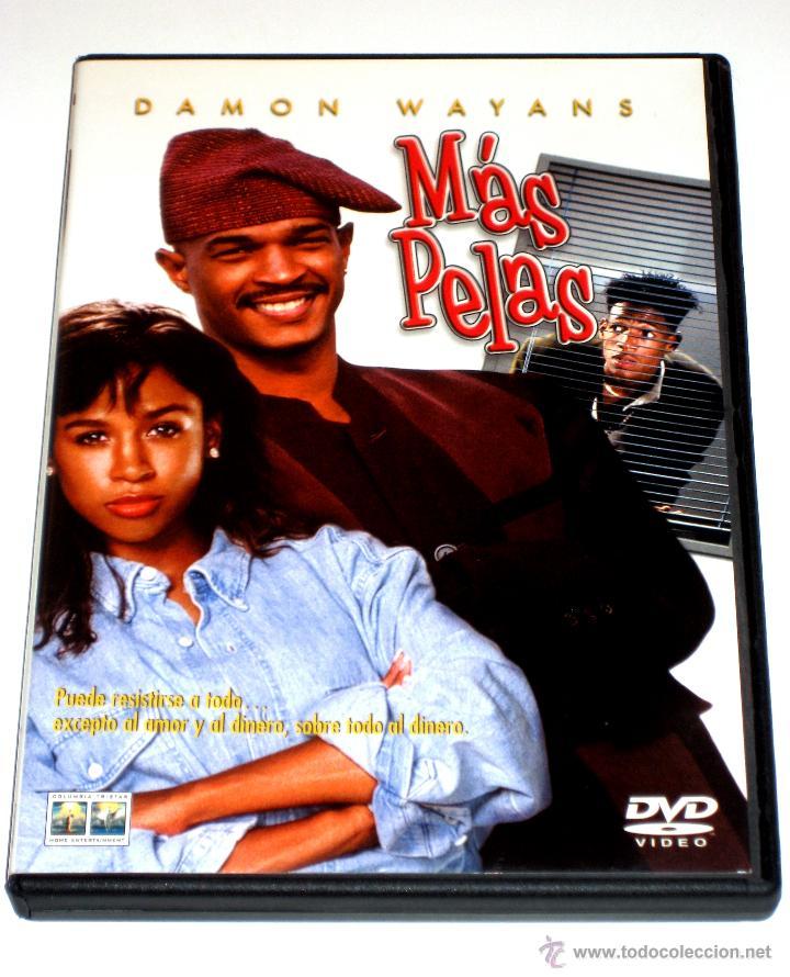 d3773d84dce6e Mas Pelas - Peter McDonald Damon Wayans Stacey Dash Marlon Wayans DVD  INENCONTRABLE