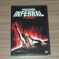 Cine: POSESION INFERNAL EDICION ESPECIAL DVD TERROR MUCHOS EXTRAS NUEVA PRECINTADA. Lote 98851000