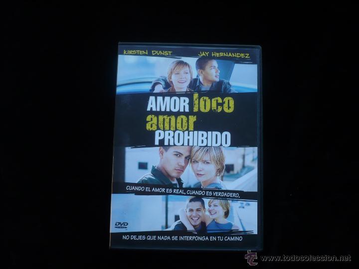 AMOR LOCO AMOR PROHIBIDO (Cine - Películas - DVD)