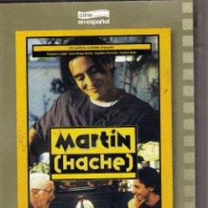 Cine: DVD MARTIN (HACHE) , CON F. LUPPI Y J.D. BOTTO , EDITADO POR EL PAIS. Lote 53176994