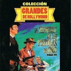 Cine: DVD EL HOMBRE DE LAS PISTOLAS DE ORO HENRY FONDA. Lote 53177376