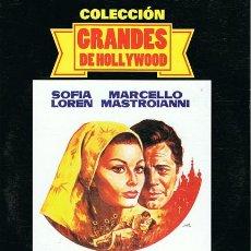 Cine: DVD LOS GIRASOLES SOFIA LOREN - MARCELLO MASTROIANNI. Lote 53177530