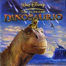 Cine: DVD DINOSAURIO CLASICOS WALT DISNEY . Lote 53216148