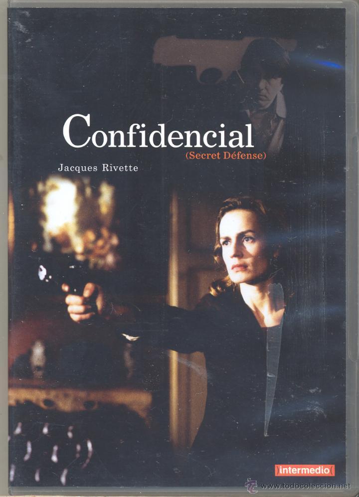 CONFIDENCIAL (JACQUES RIVETTE) DESCATALOGADISIMA... Y BUSCADA POR MUCHOS. PRECINTADA (Cine - Películas - DVD)