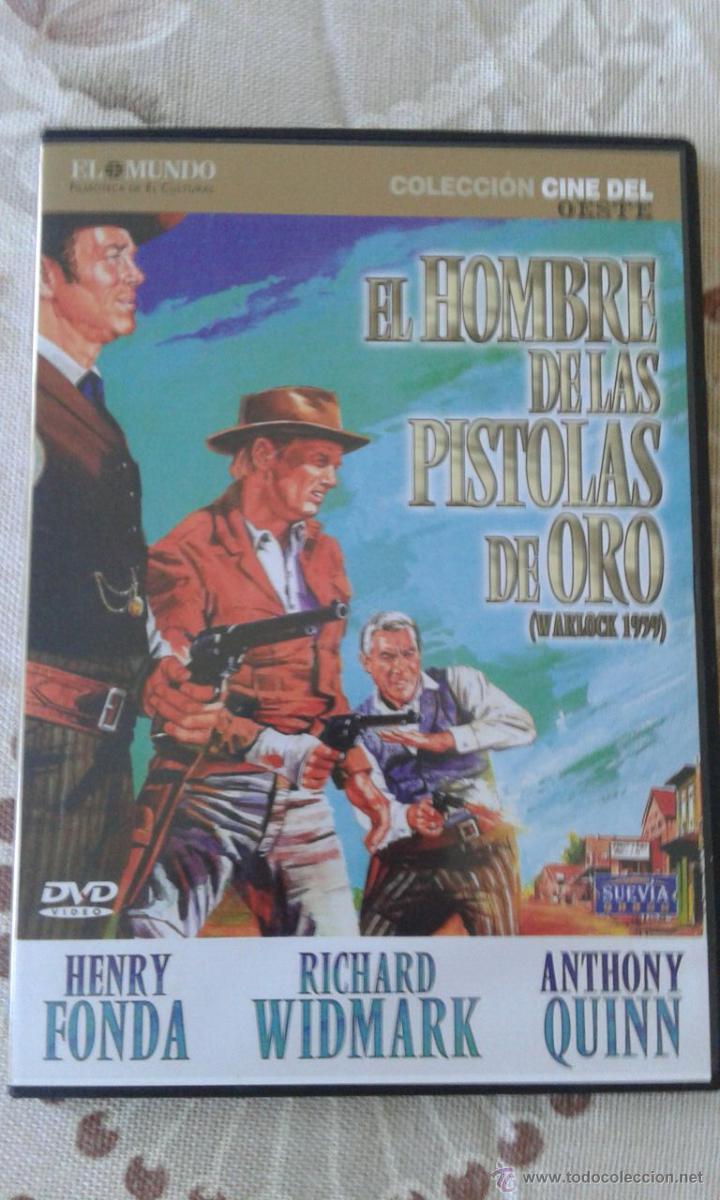 EL HOMBRE DE LAS PISTOLAS DE ORO (DVD) (Cine - Películas - DVD)