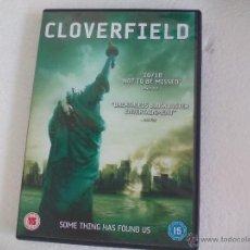 Cine: CLOVERFIELD, PELICULA EN DVD, EN INGLÉS.. Lote 53286089