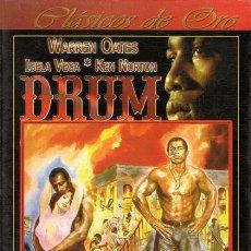 Cine: DVD DRUM WARREN OATES. Lote 53314937