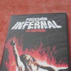 Cine: DVD POSESIÓN INFERNAL (1981) - SAM RAIMI - BRUCE CAMPBELL. Lote 53341728