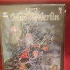 Cine: DVD / EL REGRESO DEL MAGO MERLIN / 1996 #0868. Lote 53360517