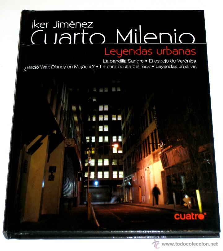 cuarto milenio colección - nº 7 : leyendas urba - Comprar Películas ...