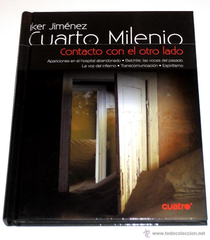 Cuarto Milenio Colección - Nº 14 : Contacto con el Otro Lado - LIBRO + DVD  LEER DESCRIPCIÓN
