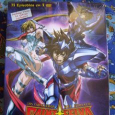 Cine: DVD - ANIME - SAINT SEIYA THE LOST CANVAS - TEMPORADA 1 - NUEVA - EXTRAS. Lote 53397184