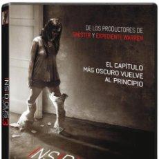 Cine: INSIDIOUS 3 DVD. Lote 53407896