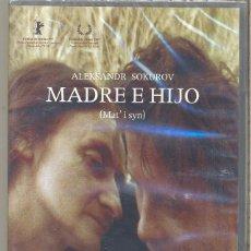 Cine: MADRE E HIJO DVD (ALEKSANDER SOKUROV). DRAMATICA DESPEDIDA DE UN HIJO QUE VE QUE SU MADRE SE MUERE. Lote 75513617