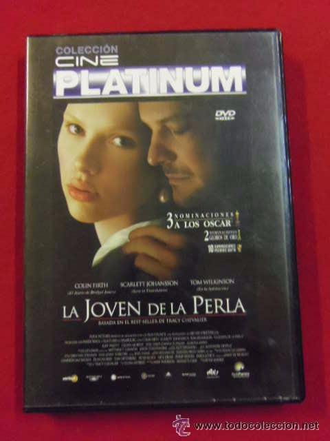 DVD LA JOVEN DE LA PERLA (Cine - Películas - DVD)
