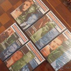 Cine: 5 DVD DE PELÍCULAS SIN ESTRENAR DE MITOS DEL CINE. Lote 53580910