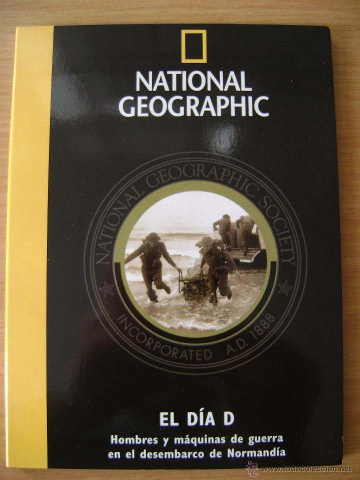 DVD DOCUMENTAL ,EL DIA D NORMANDIA DE NATIONAL GEOGRAPHIC. (Cine - Películas - DVD)