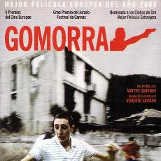 Cine: DVD GOMORRA MATTEO GARRONE. Lote 53628973