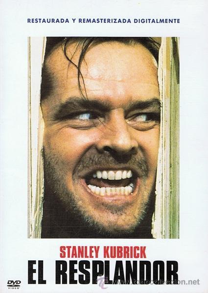 DVD EL RESPLANDOR STANLEY KUBRICK (Cine - Películas - DVD)