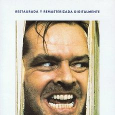 Cine: DVD EL RESPLANDOR STANLEY KUBRICK. Lote 53629655