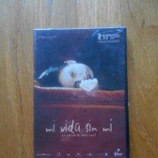Cine: MI VIDA SIN MI, ISABEL COIXET DVD NUEVA. Lote 53633852