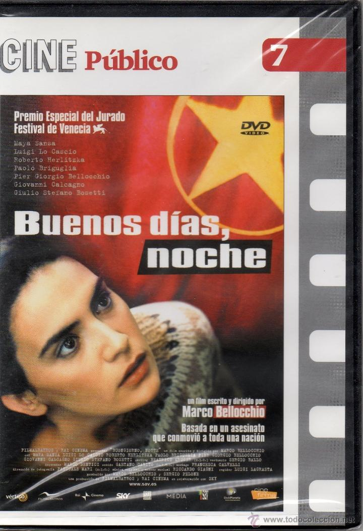 DVD, BUENOS DIAS, NOCHE, PRECINTADA. (Cine - Películas - DVD)