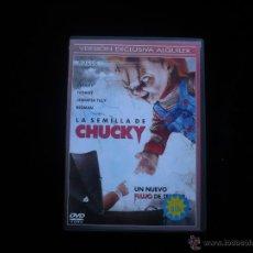 Cine: LA SEMILLA DE CHUCKY. Lote 53647656