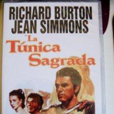 Cine: LA TUNICA SAGRADA DVD NUEVA PRECINTADA RICHARD BURTON JEAN SIMONS. Lote 53654703