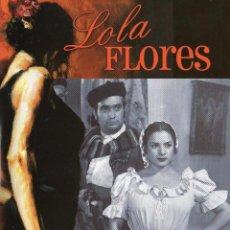 Cine: DVD LA ESTRELLA DE SIERRA MORENA - LOLA FLORES. Lote 53668214